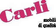 Logo mobili carli