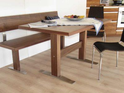 panca e tavolo girasole