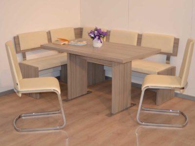 panca e tavolo mimosa laminato