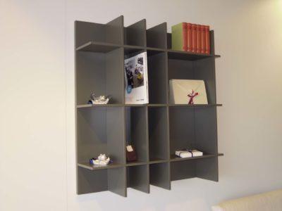 Novamobili libreria laccata