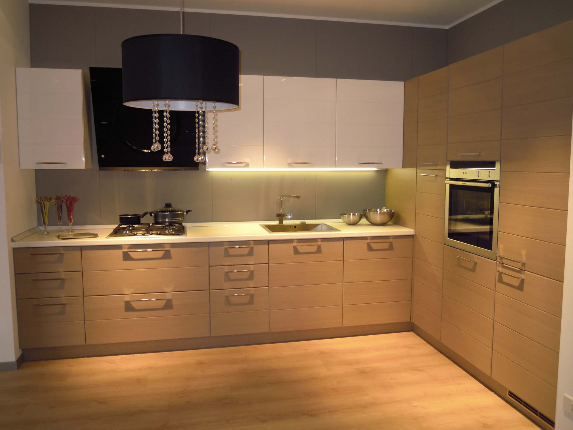 Cucina in rovere € 5.200,00 | Mobilificio Carli