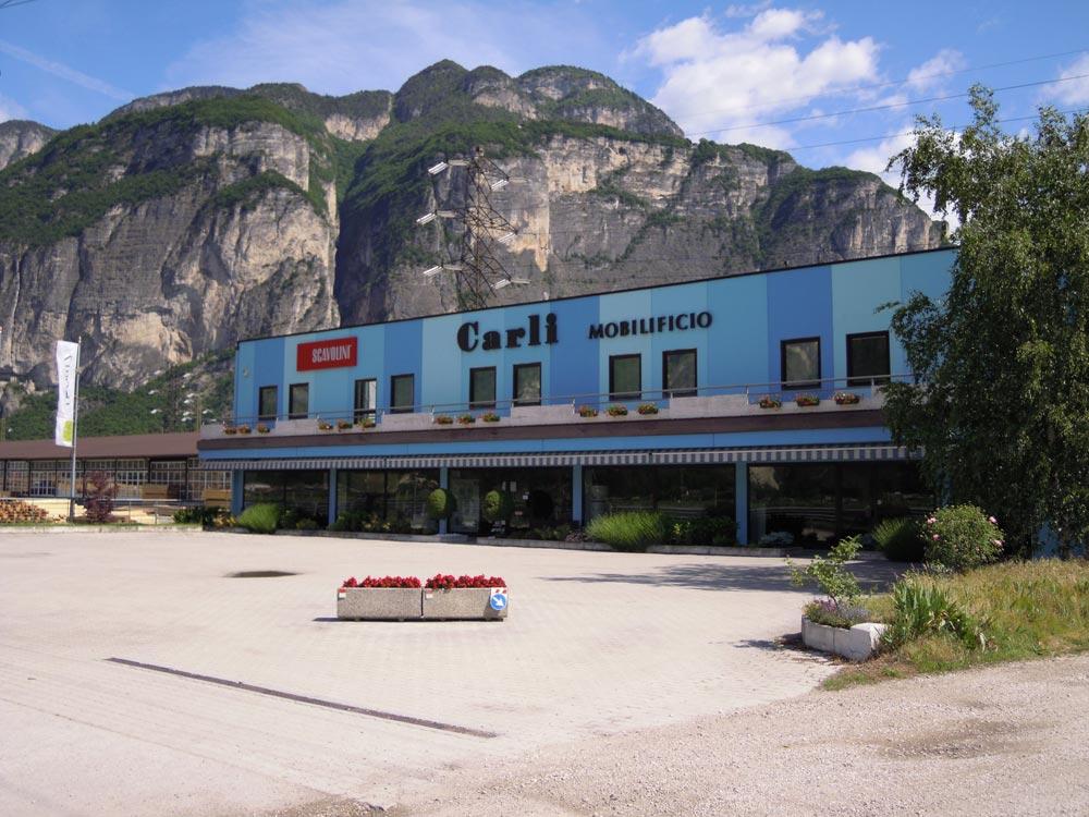 Mobilificio Carli, un mobilificio storico in Trentino