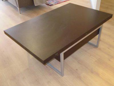Tavolino rovere moro trasformabile € 700,00