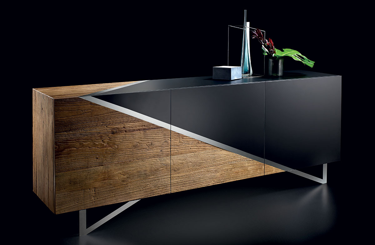 Nature Design per chi ama il legno vecchio in veste moderna